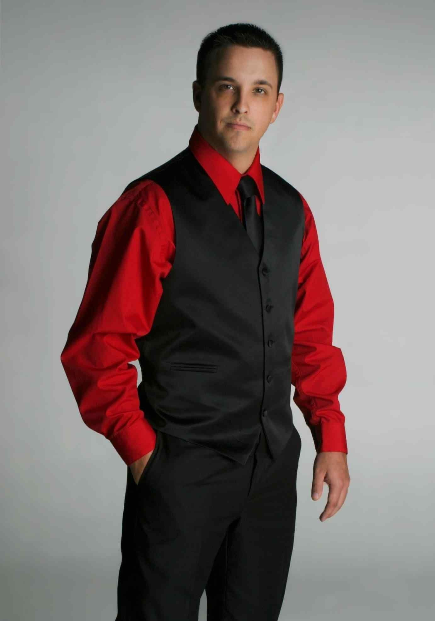 Awesome 40 Black Shirt With Bow Tie In 2021 Black Suit Men Red And Black Shirt Black Shirt Outfits [ 1975 x 1382 Pixel ]