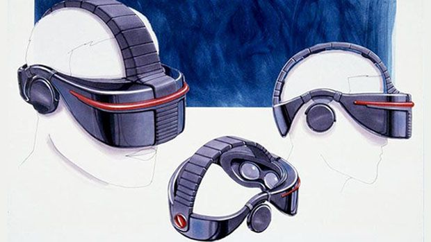 Image result for vr prototypes