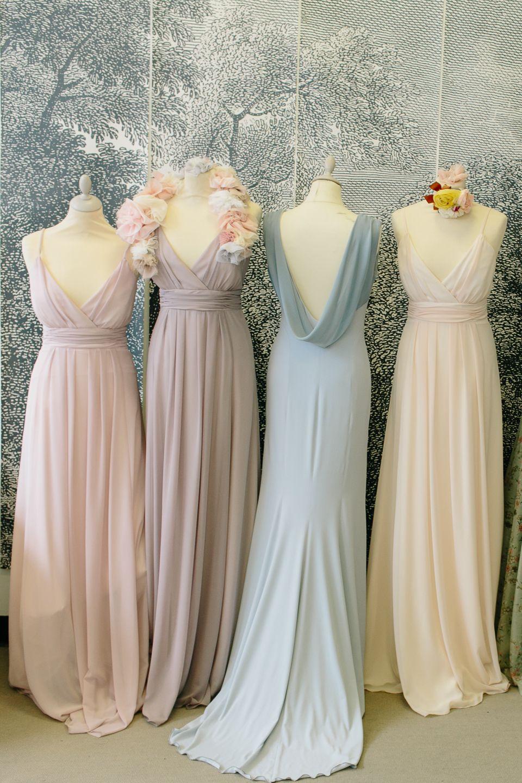 Pretty Bridesmaid Dresses
