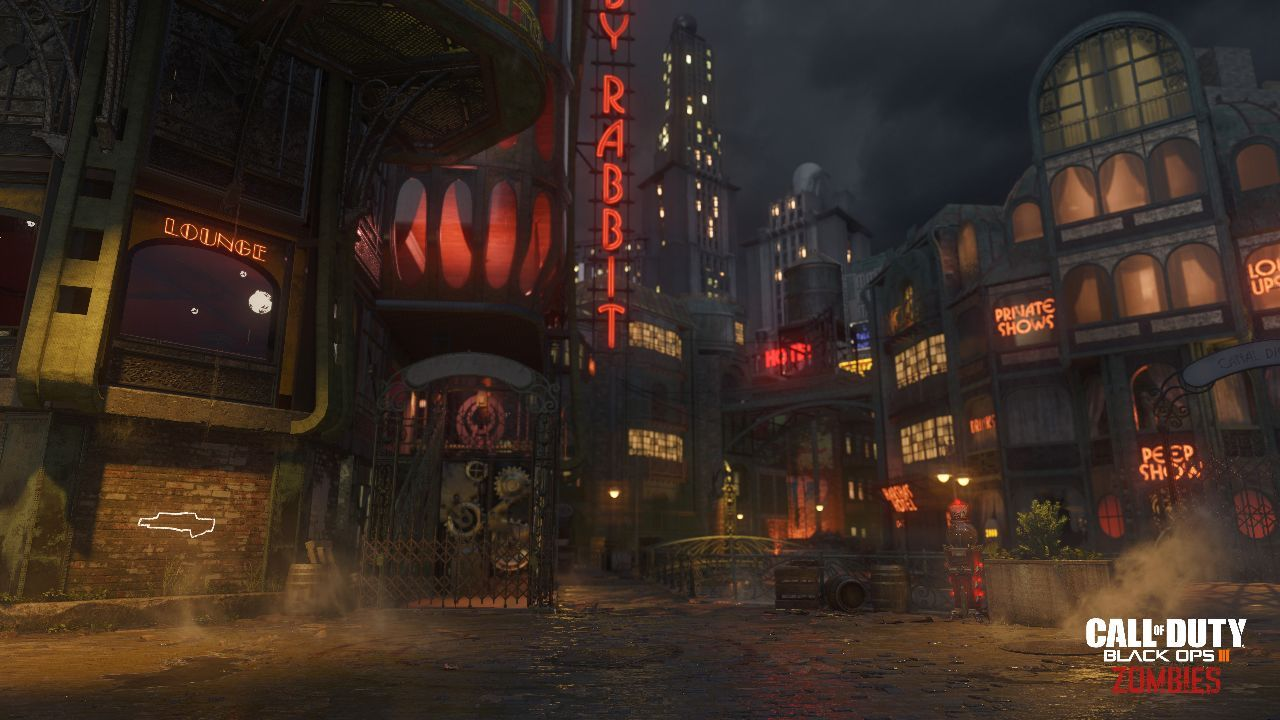Call Of Duty Black Ops Iii Zombies Bonus Map Revealed In New