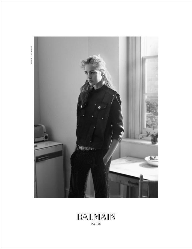 Balmain F/W '12