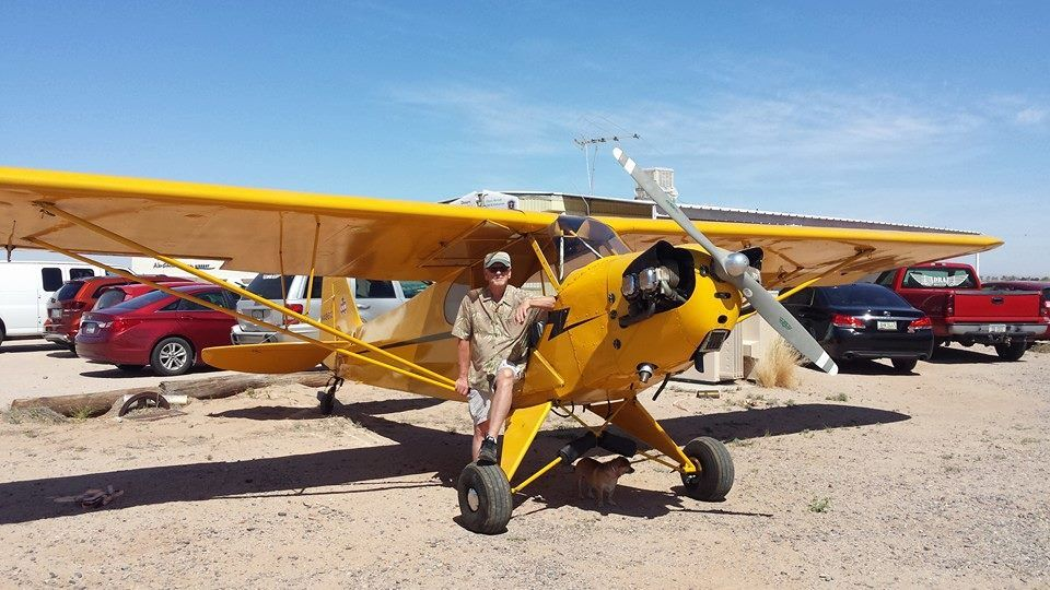 Desert Rat Aviation did an Aircraft Annual Inspection