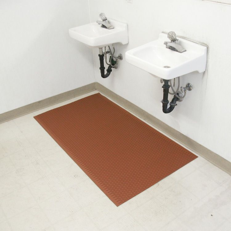 Flooring Tips For Disabled Bathrooms Bathroomsafetytips See More Tips At Http Www Disabledbathrooms Org Slip Resistan Rubber Bath Mat Bath Mat Rubber Mat