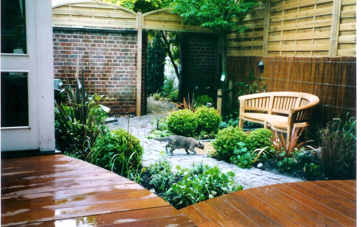 Small Courtyard Ideas
