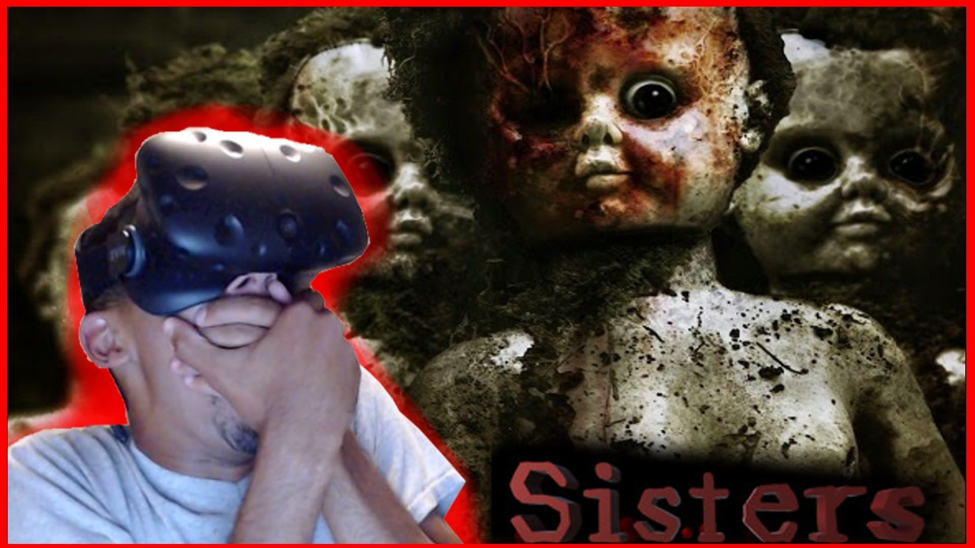 CREEPY DOLL!   VR Horror Game (HTC Vive Gameplay)   HTC Vive Steam