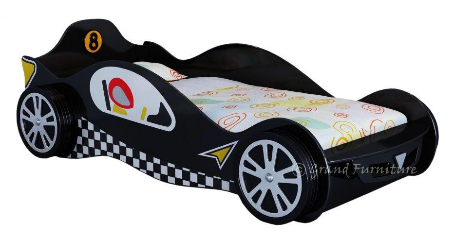 mclaren childrens kids black racing car bed click to buy