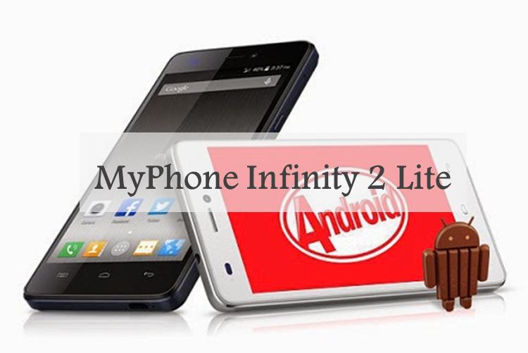 myphone infinity lite firmware free download