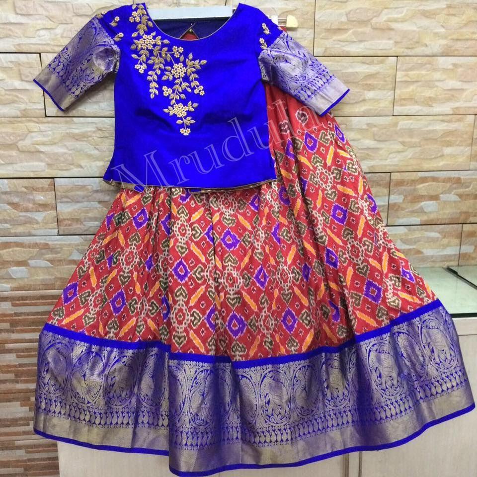 a0058f83041 Luckys dress | lucky's dress | Kids blouse designs, Baby lehenga ...