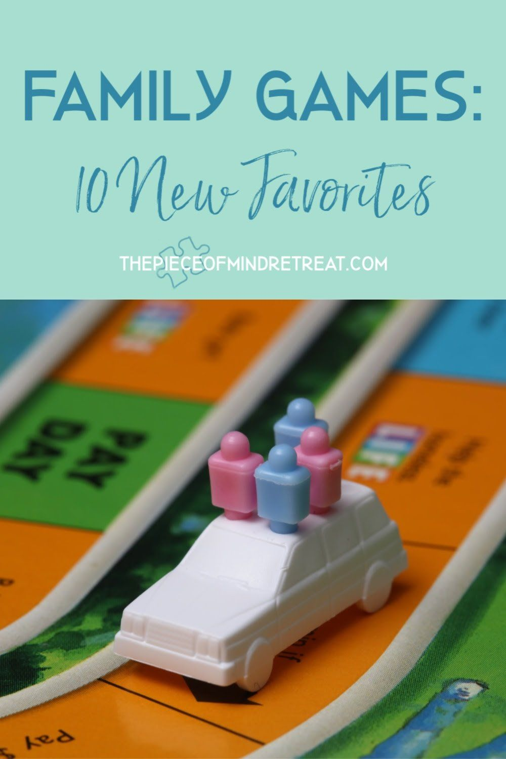 Photo of Family Games: 10 New Favorites