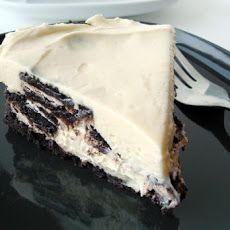 No Bake Oreo Cheesecake Cheesecake Recipe No Sour Cream Desserts Oreo Cheesecake Recipes