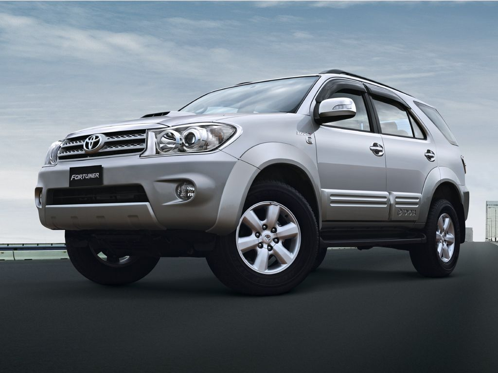 Exterior Toyota Fortuner Cars Wallpapers Cars Wallpaper Cars
