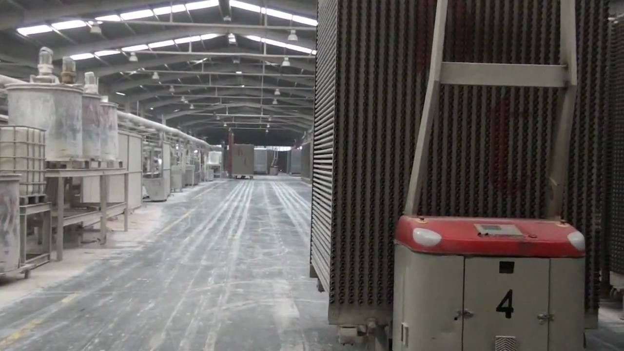 Ceramic Tiles Manufacturing Process By Ceratec How It S Made Ceramic Tiles Manufacturing Process Mosaic Glass