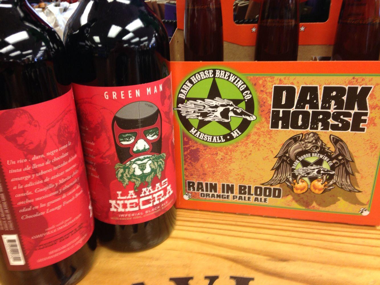 Dark Horse New Arrival Craft Beer Pale Ale Wine Bottle