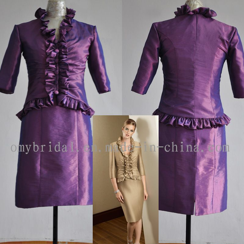 Purple grandmother of the bride dresses | Purple Mother of The Bride ...