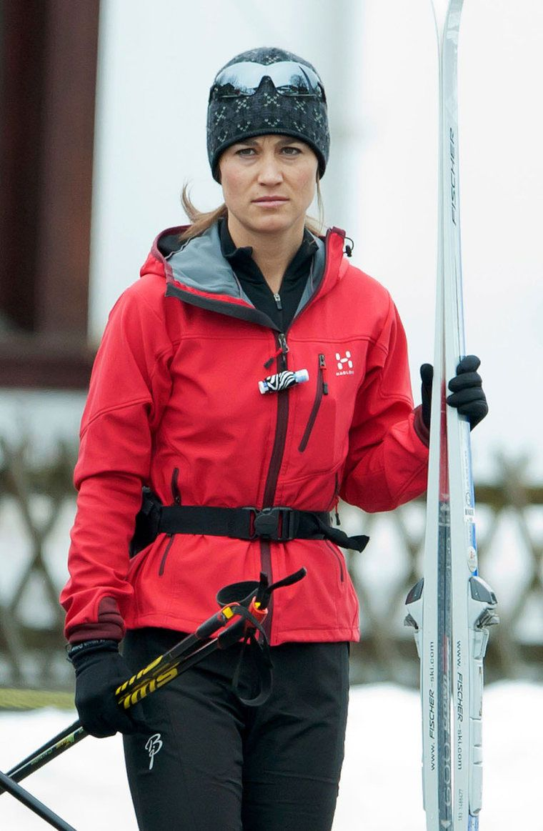 Cross Country Skiing Pippa Middleton Cross Country Skiing Clothes Skiing Outfit Ski Women