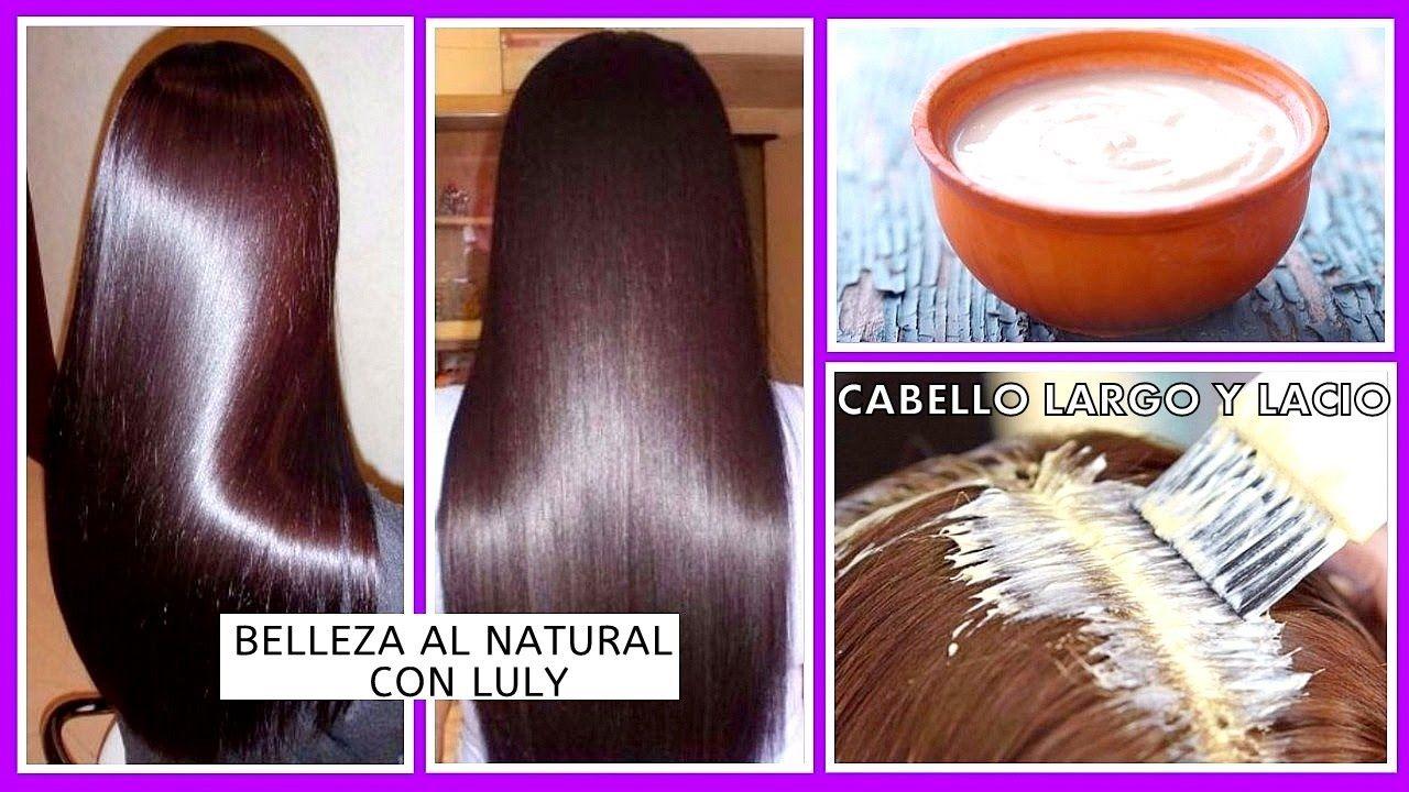 Tips para alisar el pelo naturalmente