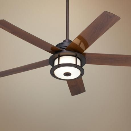 "60"" Casa  Largo Oil-Brushed Bronze Ceiling Fan 