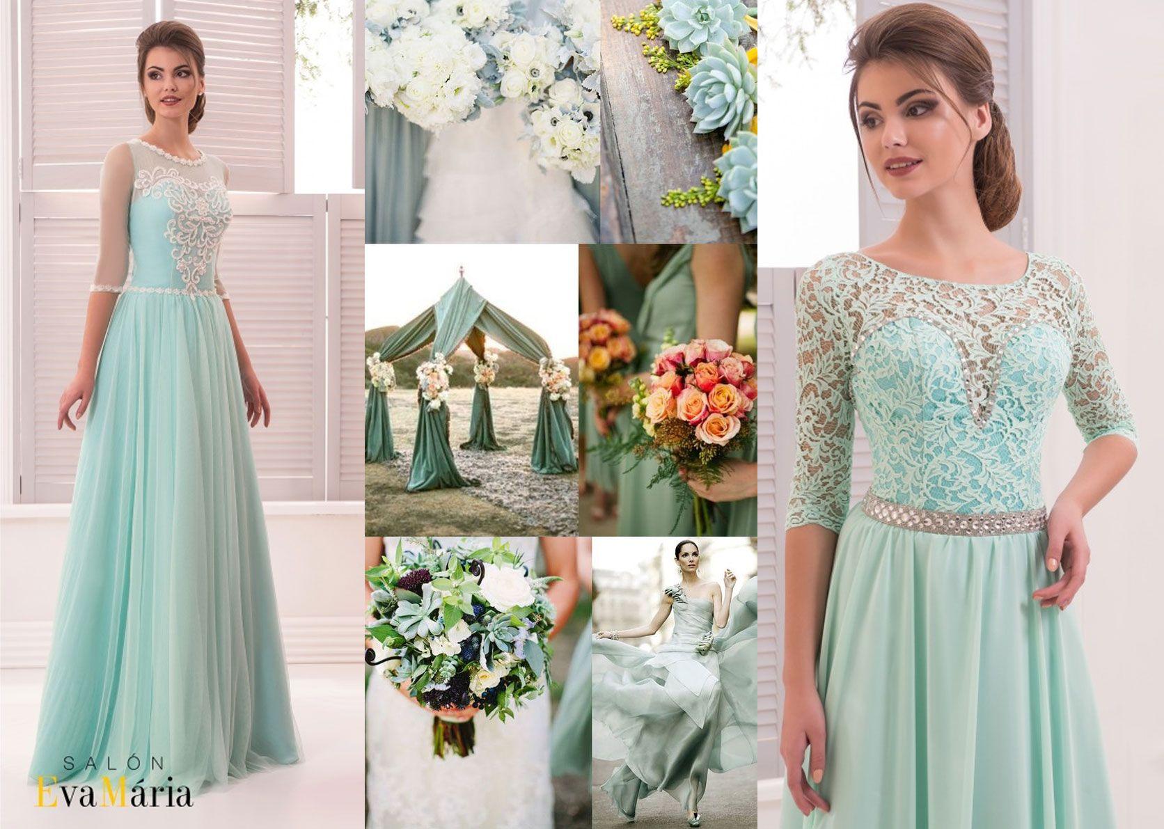 Zelené družičkovské šaty . zelená svadba - zelená svadobná výzdoba ... dc23e7e60f9