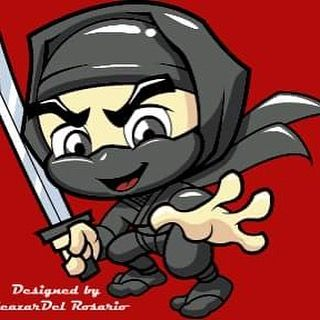 This is part of a series of characters for the Martial Arts Museum in Burbank, CA.  Very fun project to be part of. Instagram - @eleazar_art, Twitter - @eleazarart, tumblr - eleazar art.tumblr.com #eleazardelrosario #ninja #chibi #martialarts #cartoon #character #design #sword #art_spotlight #arts_gallery #arts_help