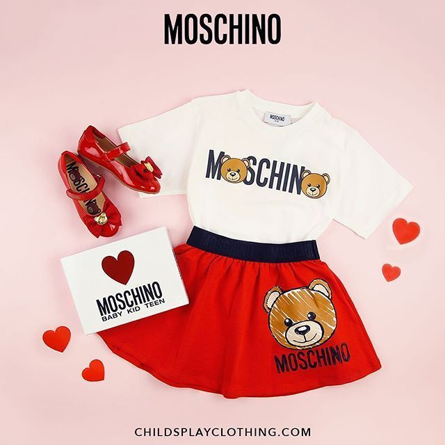 """CHILDSPLAYCLOTHIN... (Childsplay Clothing) • Fotos e vídeos do Instagram  Informations About CHILDSPLAY CLOTHING on Instagram: """"😍❤️ The Perfect Outfit, Happy Valentines Day 😍❤️ #Moschino #ValentinesDay #... #Baby girl fashion #childsplay #childsplayclothing #clothing #Day #designer #Girls fashion kids #happy #instagram #Kid styles #Kid swag #kidsfashion #Little diva #Little girl outfits #Moschino #ootd #Outfit #perfect #Toddler girl clothing #Toddler girls fashion #valentines #ValentinesDay"""