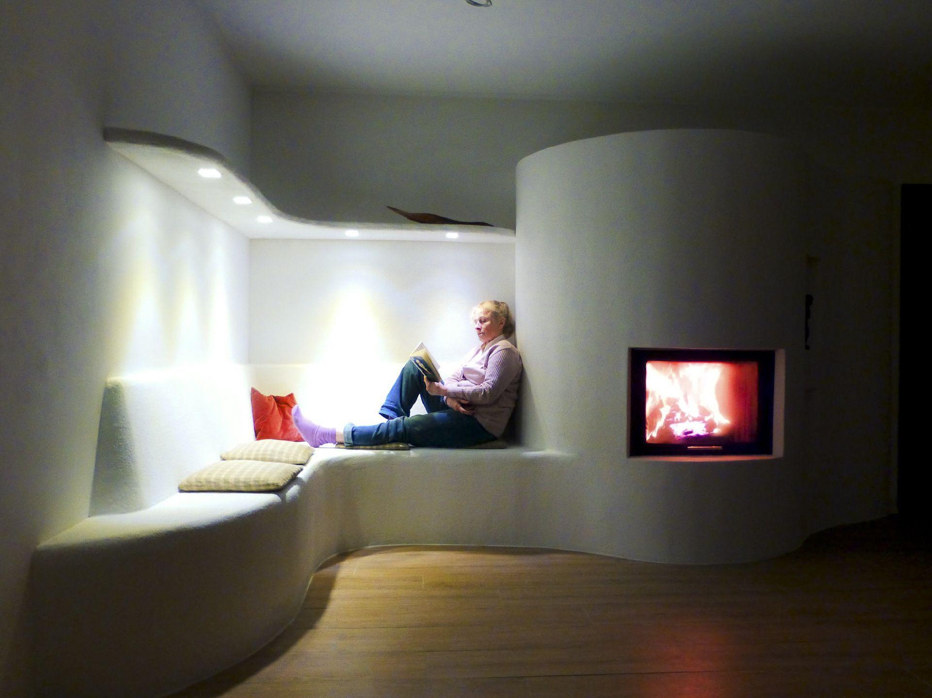 bildergebnis f r kamin 3 seiten mit sitzbank kamin pinterest sitzbank. Black Bedroom Furniture Sets. Home Design Ideas
