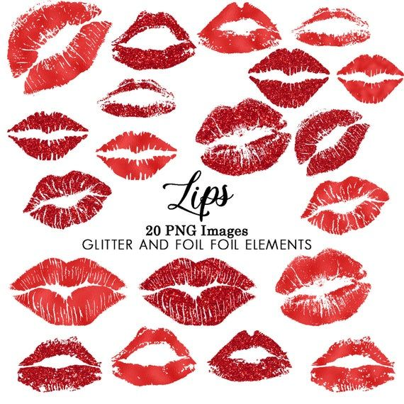 Abstract Gold Lips Sparkles Bite Lips Open Mouth With Gold Color