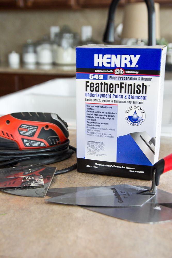 Diy Feather Finish Concrete Countertops Concrete Countertops