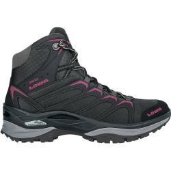 Zapatillas de senderismo Lowa para mujer Innox Gtx Ws, talla 40 en negro / berry, talla 40 en negro / berry Lowa
