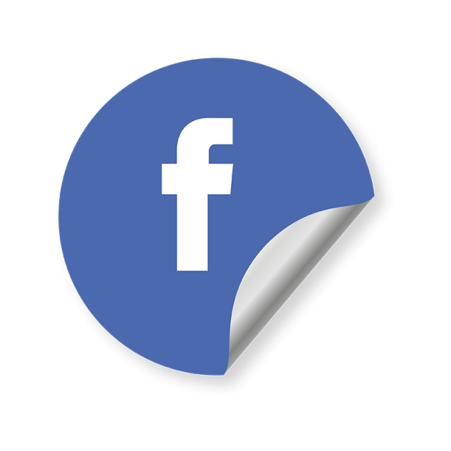 Facebook Logo Social Media Icon Round Icon Blue Icon Facebook Logo Png And Vector With Transparent Background For Free Download Seni Gambar Bingkai