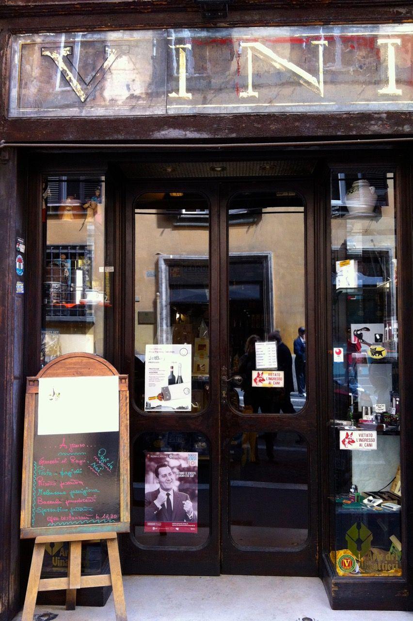 Restaurants Near Spanish Steps Eating in Rome's shopping