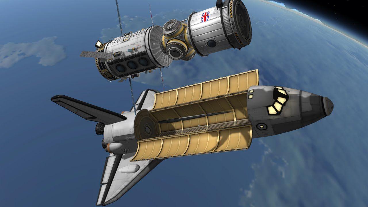 Kerbal Space Program: Building a Space Station | Kerbal ...