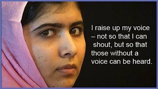 Malala Yousafzai Quotes Re Train Your Brain To Happiness Malala Yousafzai Quotes .