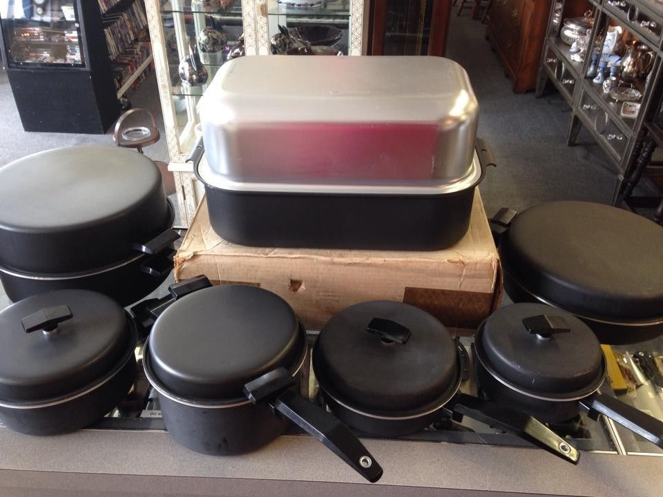 Details About Vtg Miracle Maid Cookware Large 14 Aluminum