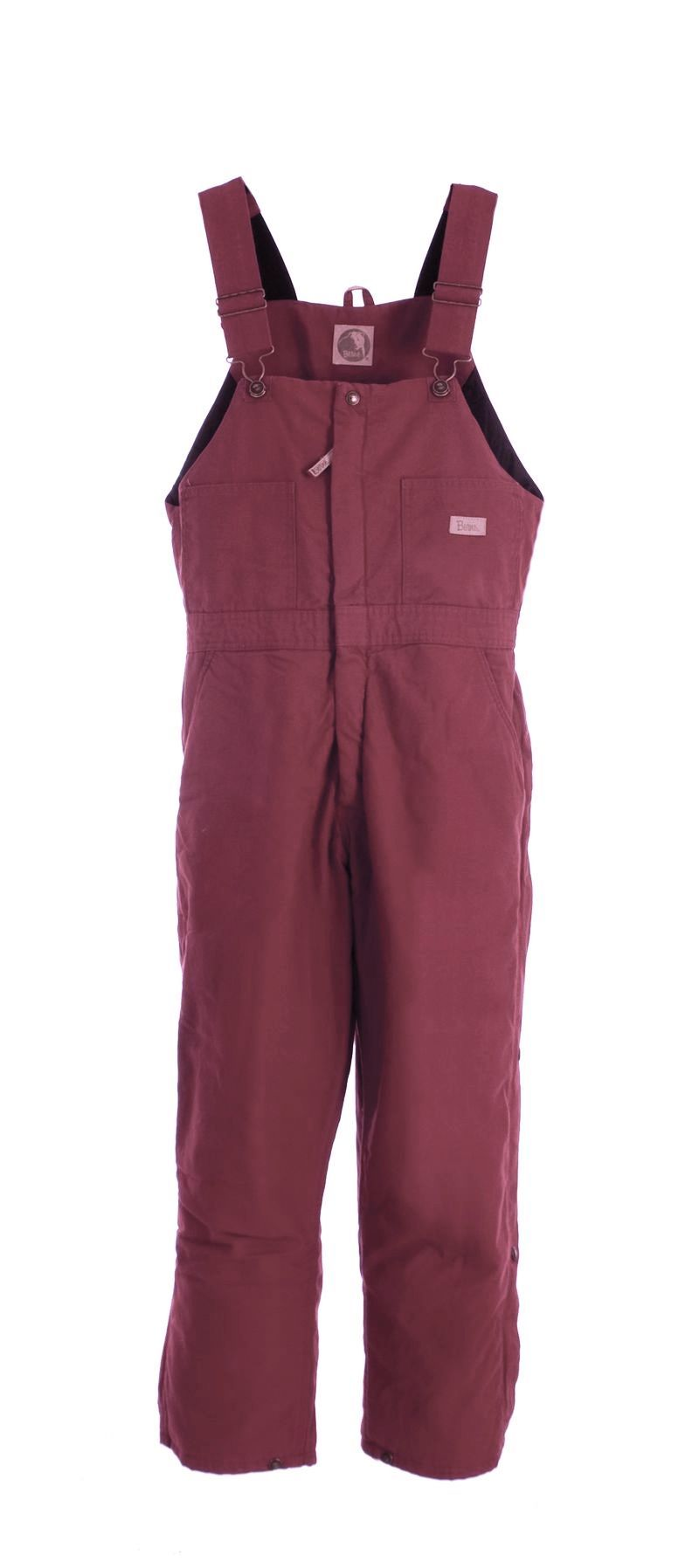 67 50 wb515 berne ladies washed insulated bib overalls on womens insulated bib overalls id=50685