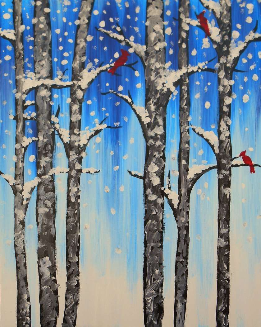 Painting With A Twist Promo Code : painting, twist, promo, Amore, Borealis, Night, Painting,, Canvas, Painting, Pinots, Palette, Paintings