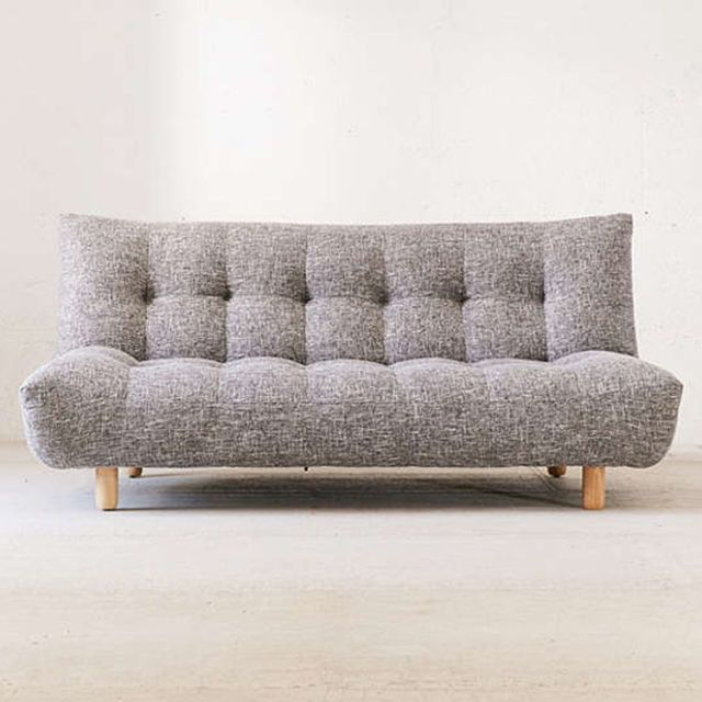 Urban Outers Winslow Armless Sleeper Sofa Sleepersofa
