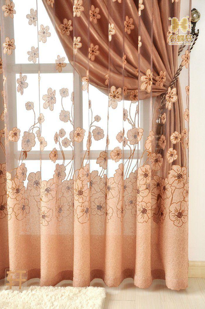 cortinas elegantes para habitacion vintage buscar con google