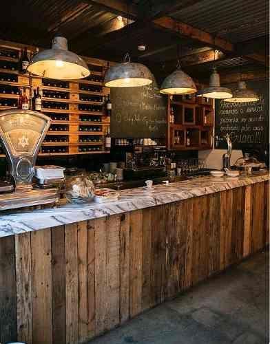 Resultado De Imagen Para Barras Restaurantes Ideas Para