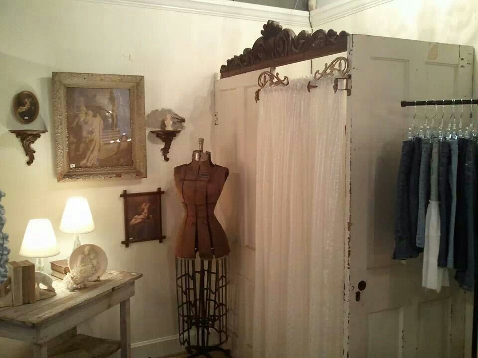Dressing Room Store Display Ideas Pinterest