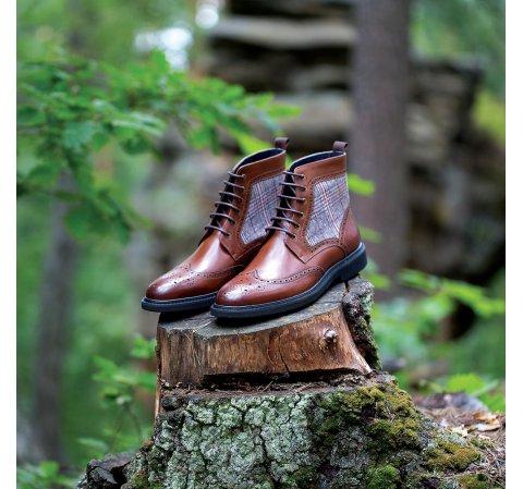 Buty Meskie Ze Skory Licowej Wittchen 89 M 517 Dress Shoes Men Boots Oxford Shoes