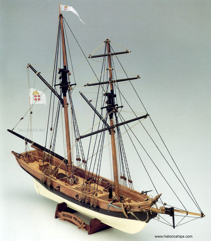 Black Prince Wood Model Ship Kit Mv46 139 99 Historic Scale