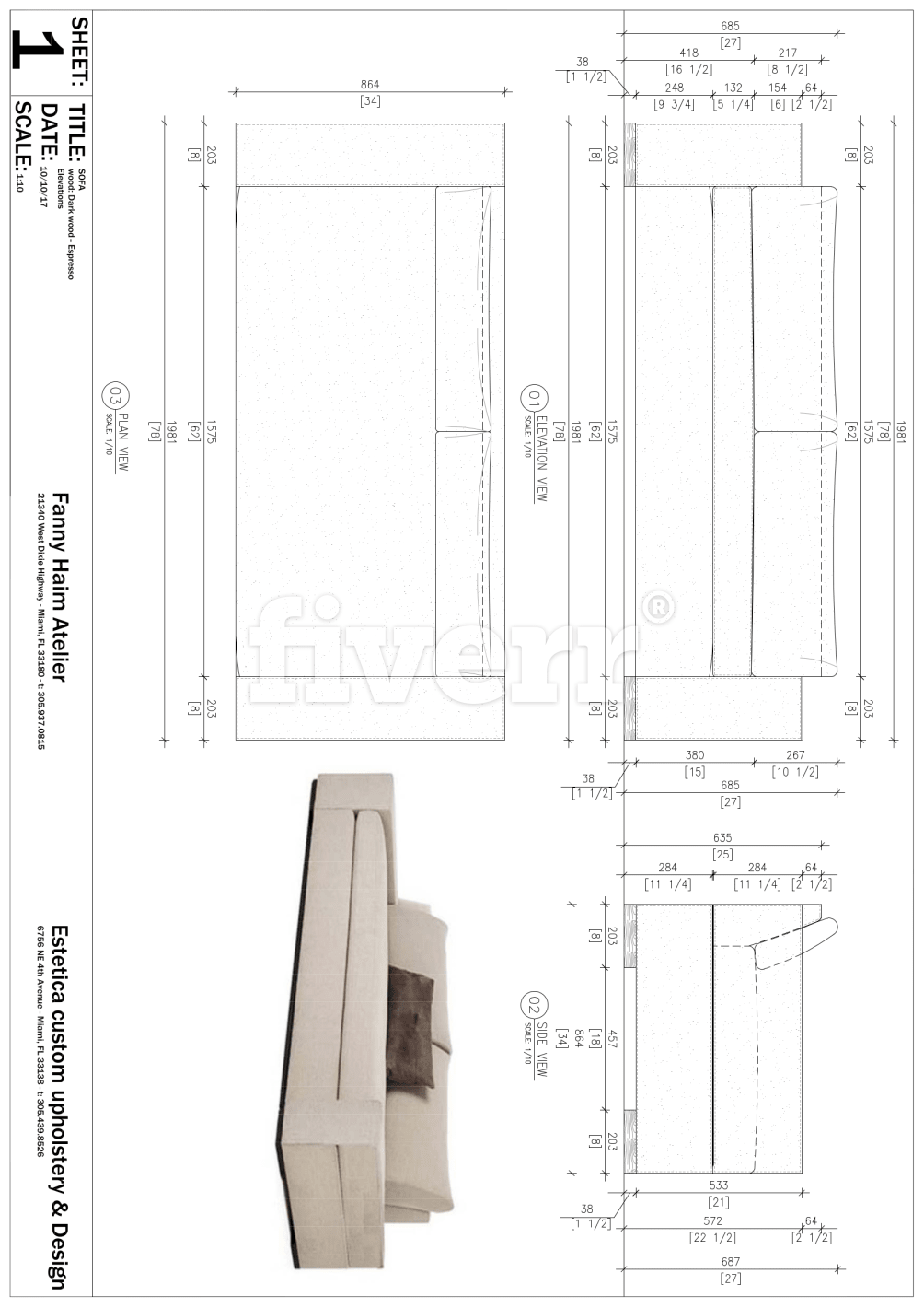 Ehabmagdy I Will Do Your Furniture Woodworking Millwork And Joinery Shop Drawing By Autocad For 100 On Fiverr Com Drawing Furniture Furniture Details Drawing Colorful Furniture