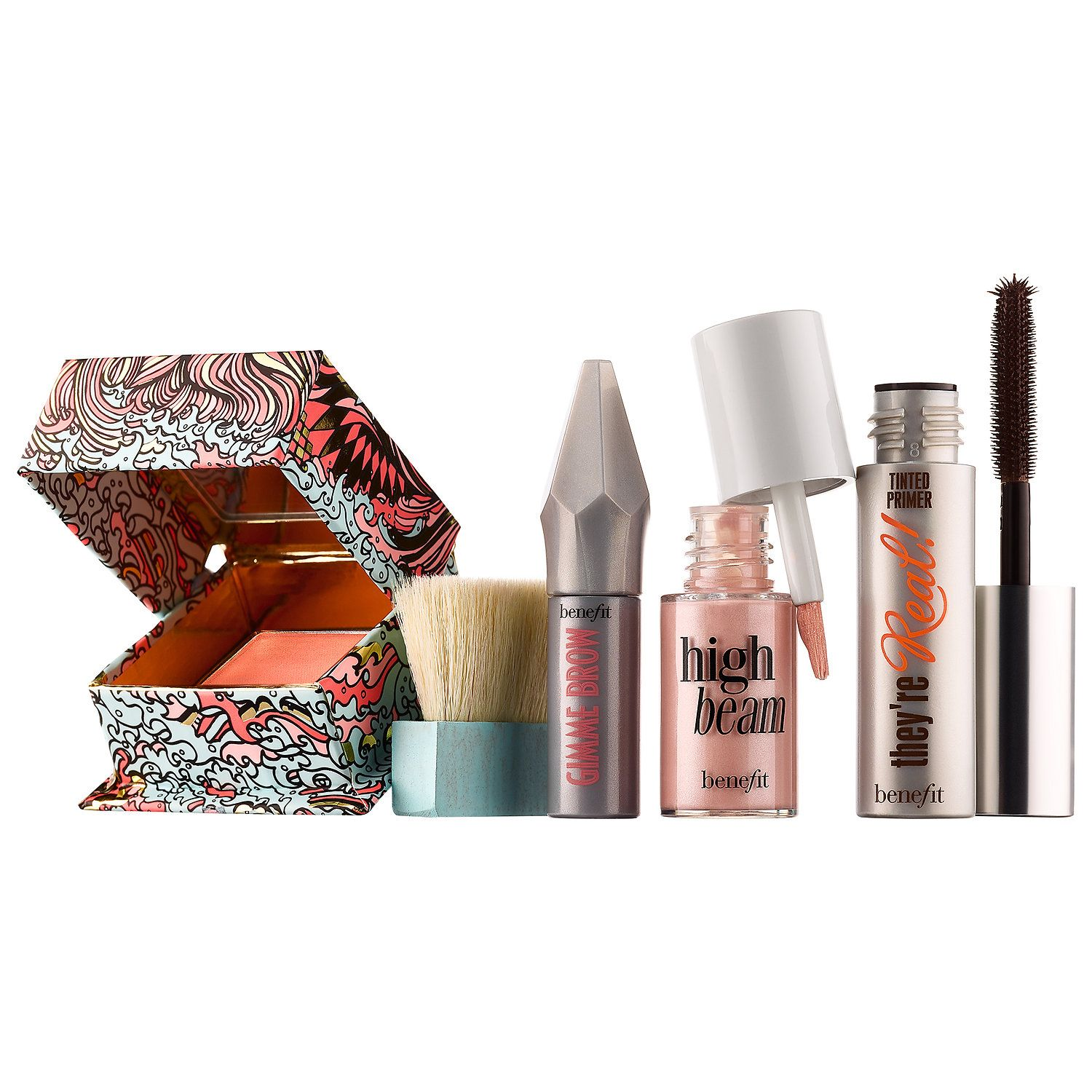 Sunday My Prince Will Come Easy Weekender Makeup Kit