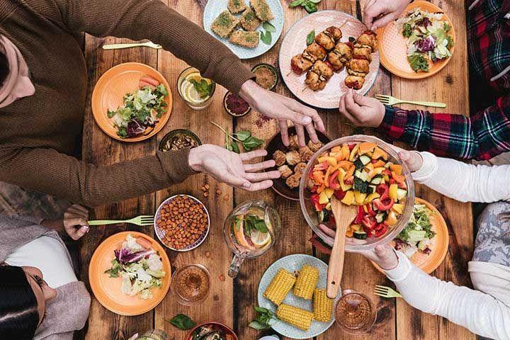 что можно есть при похудении меню