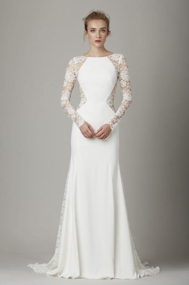 Lela Rose Wedding Dresses Fall 2016   Hochzeiten, Abendkleider und ...