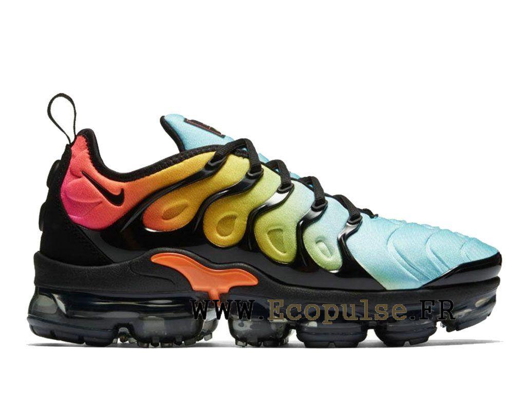 8586cbb7b7 Chaussures de Basketball Nike Prix Pour Homme Nike-Air-VaporMax-Plus Tn  Noir / jaune | http://www.ml-plus.fr | Sneakers nike, Nike tn, Nike air  vapormax