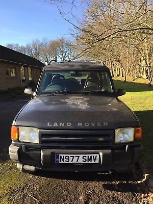 eBay: LAND ROVER DISCOVERY FOR PARTS AND SPARES, FAILED MOT ...