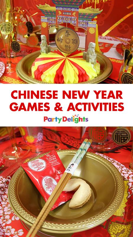 Chinese New Year Games & Activities Chinese new year