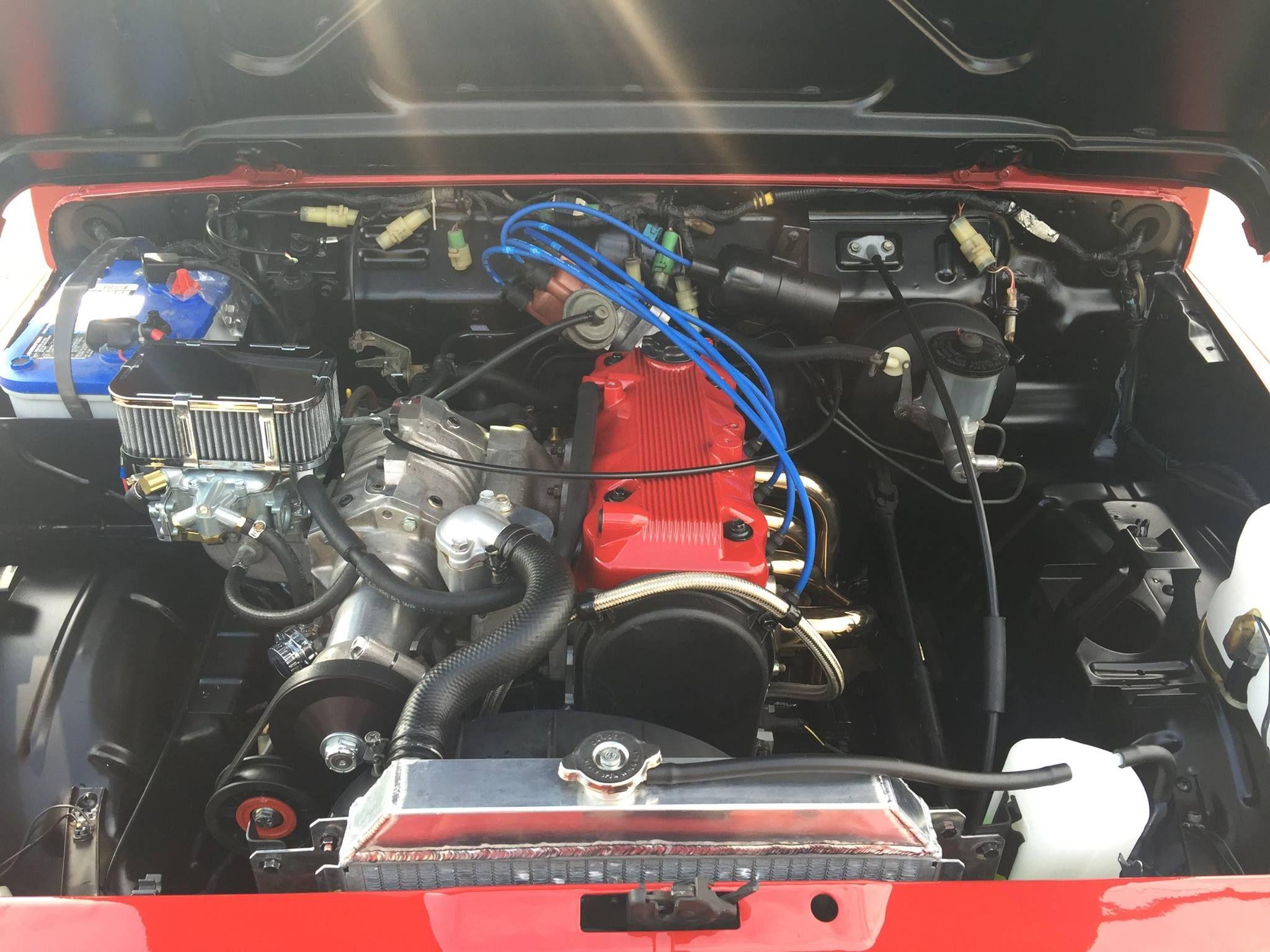 Camden Supercharger Suzuki