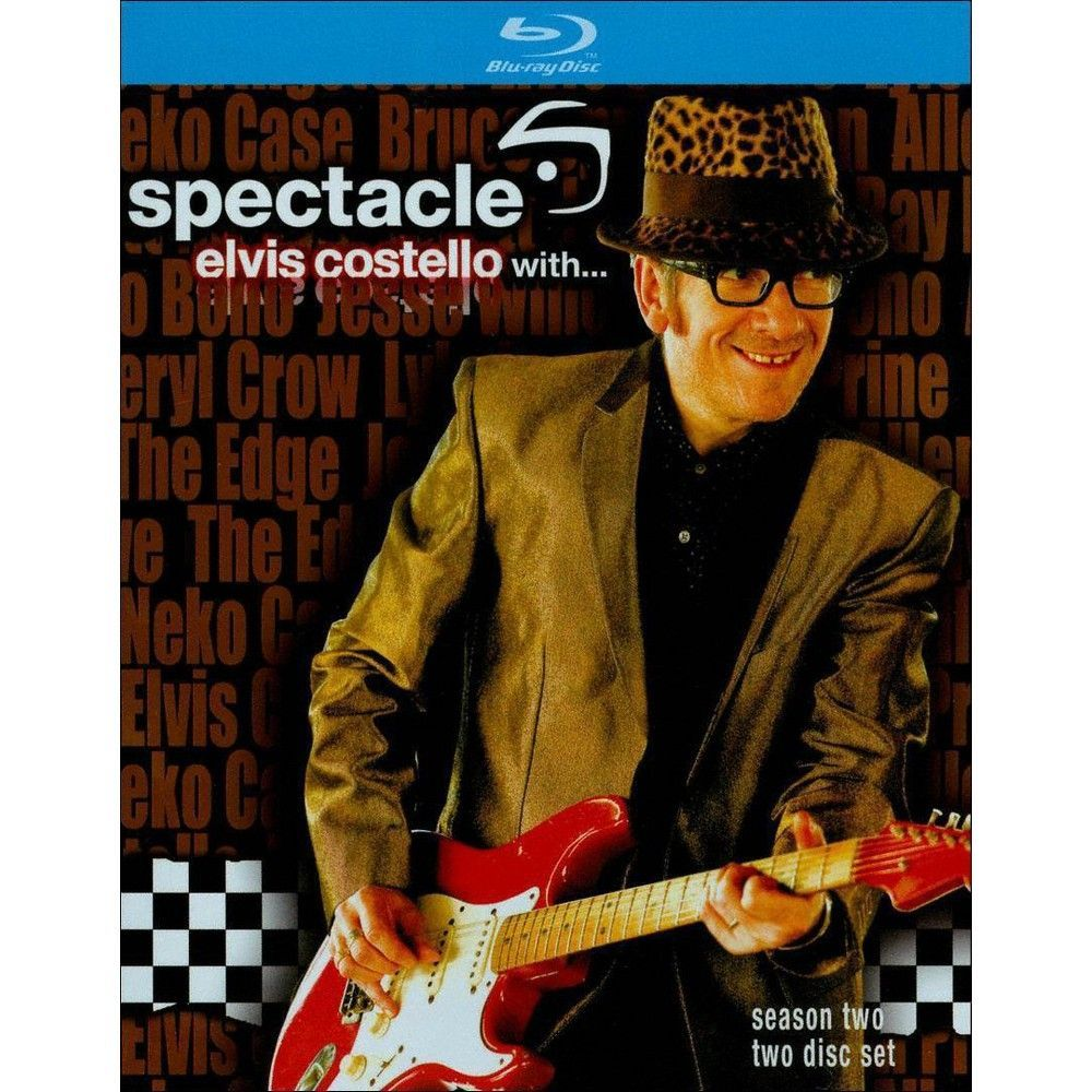 Spectacle: Elvis Costello With... - Season Two (2 Discs) (Blu-ray)